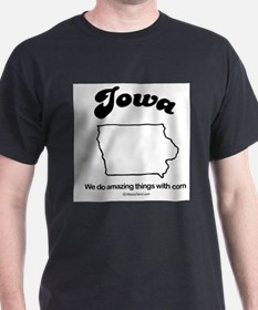 Iowa - we do amazing things with corn T-Shirt