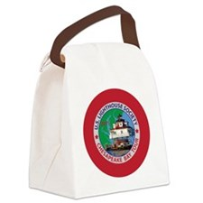 Chesapeake Bay Patch 2 Canvas Lunch Bag