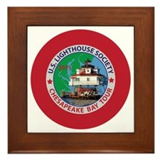 Chesapeake Bay Patch 2 Framed Tile