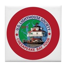 Chesapeake Bay Patch 2 Tile Coaster