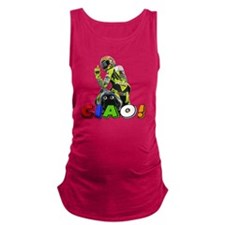 VR CIAO FINGER png Maternity Tank Top
