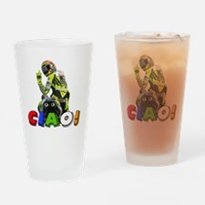 VR CIAO FINGER png Drinking Glass