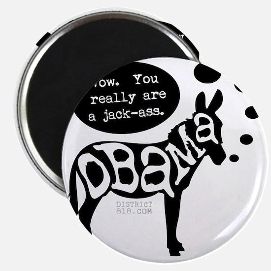 obama_jackass Magnet