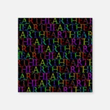 "THEARTTile2 Square Sticker 3"" x 3"""