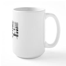 Star Trek lines Mug