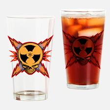 rad-sk-2-T Drinking Glass