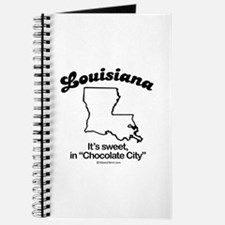 Louisiana - it's sweet in chocolate city Journal