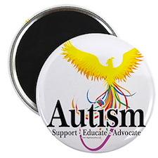 Autism-Phoenix Magnet