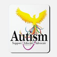 Autism-Phoenix Mousepad