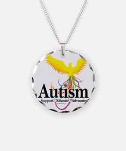 Autism-Phoenix Necklace