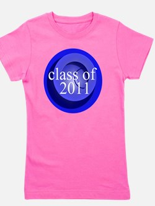class of 2011 Girl's Tee