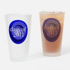 class of 2011 Drinking Glass