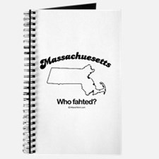 Massachusetts - who fahted? Journal
