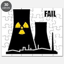 Nuclear reactor FAIL-black Puzzle
