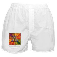Teleportation Boxer Shorts