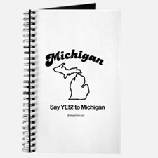 Michigan - say yes! Journal