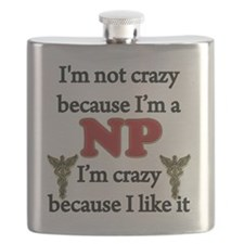 Im Not Crazy - NP Flask