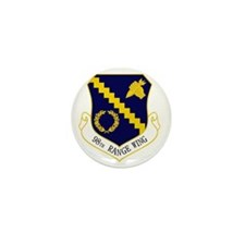 98th Range Wing Mini Button