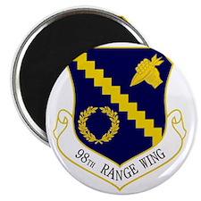 98th Range Wing Magnet