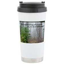 The possibilities are endless Travel Mug