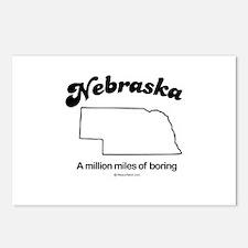 Nebraska - a million miles of boring Postcards (Pa