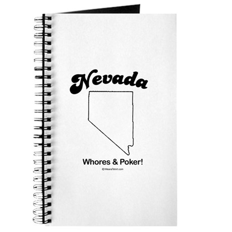 Nevada - whores and poker Journal