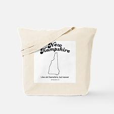 New Hampshire - Like old hampshire Tote Bag