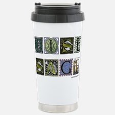 WiseSage8x10 Stainless Steel Travel Mug