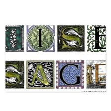 WiseSage8x10 Postcards (Package of 8)