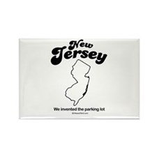 New Jersey - we invented the parking lot Rectangle