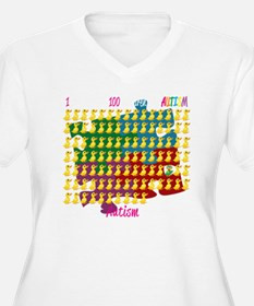 Autism-1-out-of-1 T-Shirt