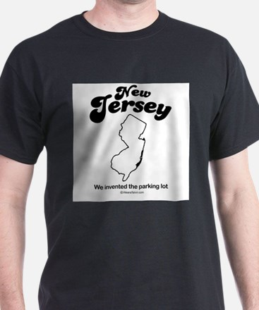 New Jersey - we invented the parking lot T-Shirt