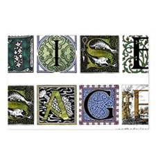WiseSage12x12 Postcards (Package of 8)