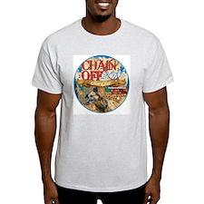 chainoffartround T-Shirt