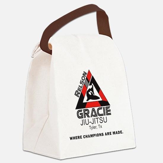 t-shirtlogoColorVector2tag Canvas Lunch Bag