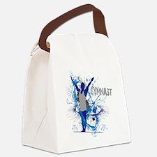 Male_Gymnast Canvas Lunch Bag