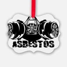 Asbestos Ornament