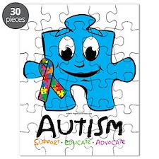 autism-cartoon- Puzzle