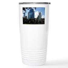 AustraliaBuildingsPostcard Travel Mug