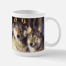 """""""Wolf Mates"""" Mugs"""
