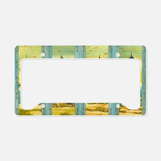 IMAGE14DONE-PICTURE License Plate Holder