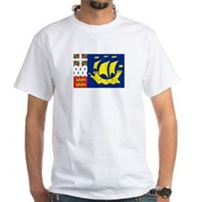 Saint-Pierre et Miquelon flag Shirt