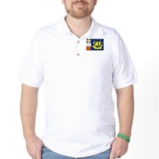 Saint-Pierre et Miquelon flag T-Shirt