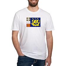 Saint-Pierre et Miquelon flag Shirt