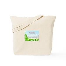 Organic Redhead Tote Bag