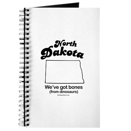 North Dakota - we've got bones Journal