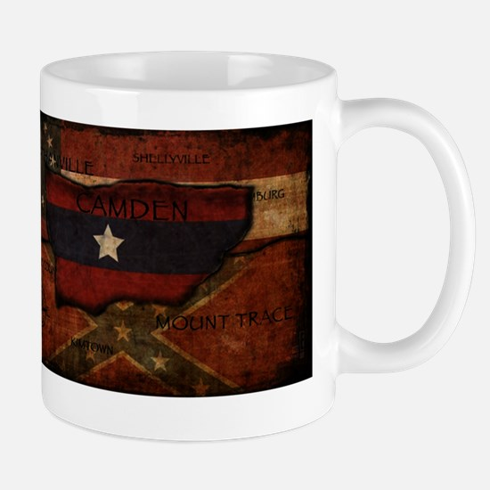 camden central flag Mug