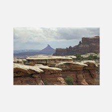 Canyonlands Rectangle Magnet