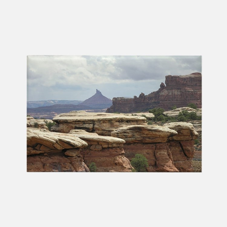 Canyonlands Rectangle Magnet