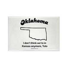 Oklahoma - i don't think we're in kansas anymore R